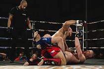 Galavečer bojových sportů proběhl v Městské hale v Jablonci nad Nisou.