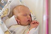 EVELÍNA ŠŤÁHLAVSKÁ se narodila v úterý 8. května mamince Haně Šťáhlavské z Rumburku. Měřila 49 cm a vážila 3,7 kg.
