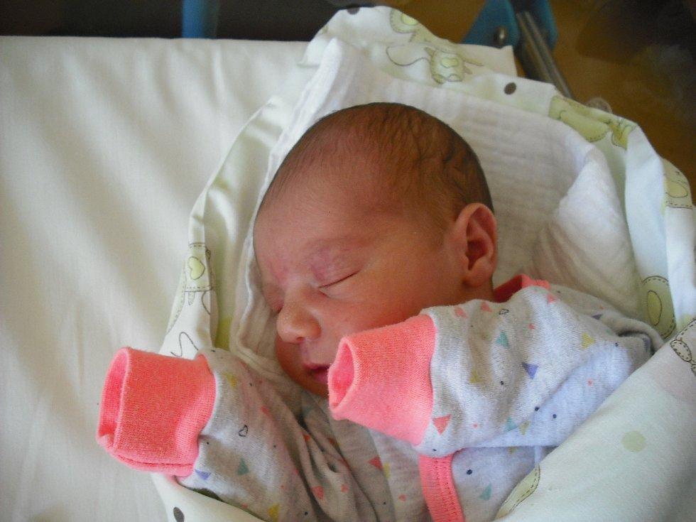 Tereza Svatoňová. Narodila se 7.dubna v jablonecké porodnici mamince Gabriele Fajtlové z Jablonce nad Nisou. Vážila 2,81 kg a měřila 49 cm.