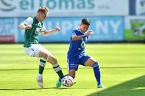 FK Mladá Boleslav - FK Jablonec nad Nisou 3:0. Jablonec před pohárem venku vysoko prohrál.