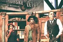 Představení Rodina je základ státu na Sedmihorském létě.