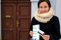 Kartu koupíte v turistickém infocentru v Jablonci