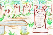 Jeden z návrhů dětí z mateřské školy.