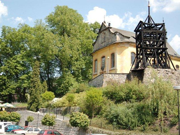 Železnobrodská zvonice
