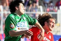 Jablonec doma porazil Plzeň. Levý obránce Jablonce Josef Hamouz se stal hrdinou nedělního utkání s Plzní, když rozhodl o vítězství domácích dvěma góly.  Na konečných 3:0 pak upravil náhradník Valenta.
