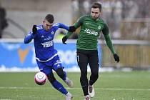 Fotbalisté Jablonce porazili 1:0 Varnsdorf.