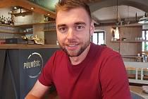 Ivo Konečný, majitel restaurace Gril a Pasta.