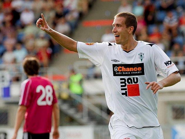 V 1. kole nového ročníku Gambrinus ligy přivítalo na svém stadionu SK Dynamo České Budějovice FK Baumit Jablonec. Ve vyrovnaném utkání padly obě branky na počátku utkání po rohových kopech. Utkání skončilo 1:1.