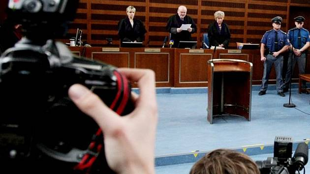 Jednání u soudu. Ilustrační snímek.