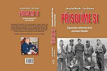 Přebal knihy Přisolíme si, která je napsaná z vyprávění a vzpomínek válečného letce