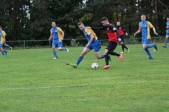 V posledním zápase podzimní části I. B třídy západ Jenišovice na domácím hřišti soupeři body nedaly.