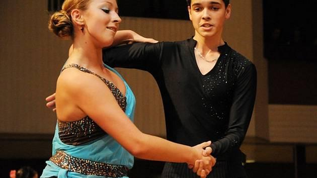 Latinsko-americké tance. Ilustrační snímek.