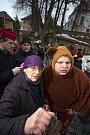Průvod masekprošel v neděli Železným Brodem.