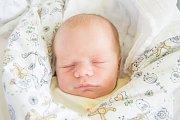 ŠTĚPÁN TESAŘ se narodil v úterý 1. května mamince Lence Tesařové z Liberce. Měřil 50 cm a vážil 3,99 kg.