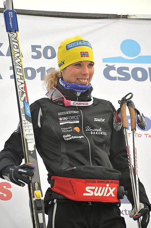 Jizerská padesátka 2011.