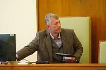 Bývalý primátor města a majitel společnosti Grepa Networks Milan Kroupa.