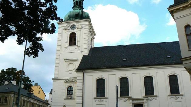 Kostel svaté Anny v Jablonci n. N.