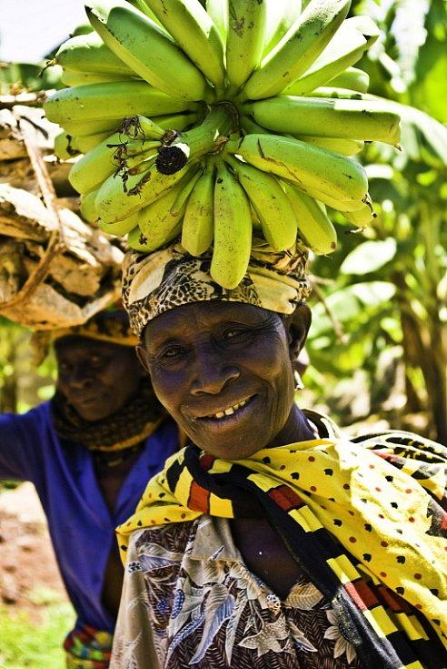 Výstava fotografií Petra Preusslera na podporu farnosti v Tanzánii.
