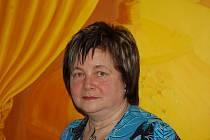 Marie Hybnerová, malířka, umělkyně