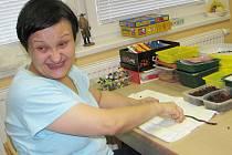 Důstojný život mohou v Centru denních služeb v Jablonci U Balvanu prožívat i lidé, kteří jsou mentálně postižení.