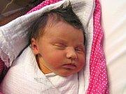 Karolína Hrušková se narodila Kláře a Lubošovi Hruškovým z Liberce 19.9.2016. Měřila 48 cm a vážila 3370 g