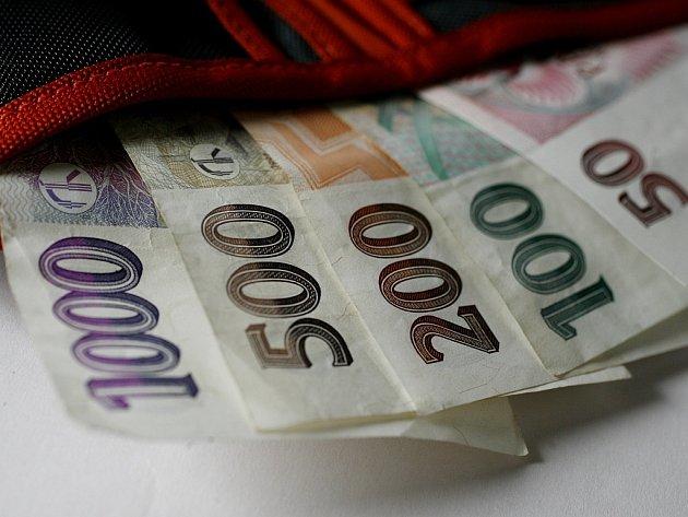Peněženka. Ilustrační foto.
