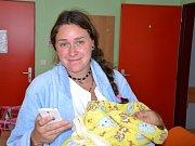 Viktorka Hanzlíková se narodila rodičům Marcele Kurfiřtové a Přemku Hanzlíkovi ze Zásady 25.9.2015 ve 2:53. Měří 49 cm a váží 3350 g.