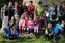 Předškoláci z Harrachova a Jelení Góry se navzájem seznámili