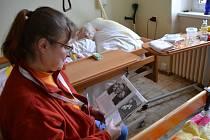 Dobrovolnice z Kontaktu dochází za seniory i do Domova pro seniory Vratislavice a do domů s pečovatelskou službou v Liberci