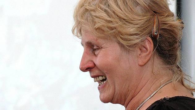 Pavla Jazairiová,  redaktorka Českého rozhlasu.
