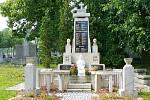 Pomník ve Velkých Hamrech II - Hamrskách