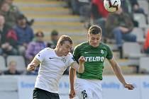 Jablonečtí porazili v dalším zápase Fortuna Ligy Příbram 3:0 a usadili se na čtvrtém místě tabulky.