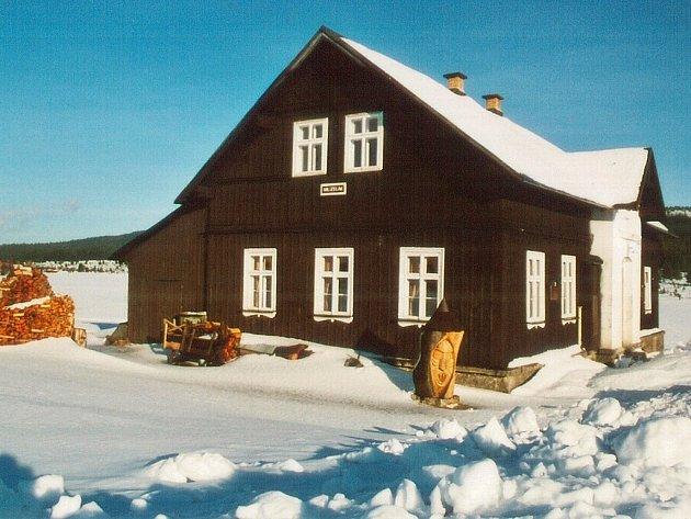 Muzeum Jizerských hor v osadě Jizerka.