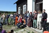 V sobotu 2. května v Muzeu na Jizerce uspořádali slavnostní vernisáž, na níž vystavují svá dílka fotografové ze Sokola Mladá Boleslav.