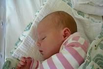 Eva Majdlová. Narodila se 10. prosince mamince Evě Bismilerové z Turnova. Vážila 3,2 kg a měřila 51 cm.