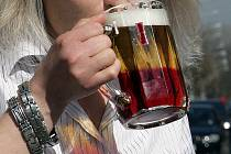 Pivo. Ilustrační snímek.