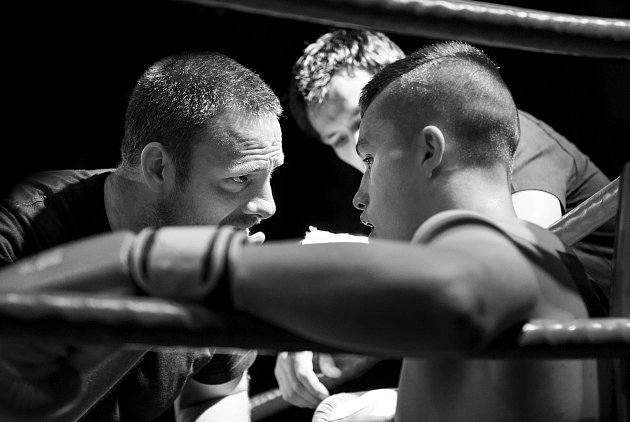 Jakub Bakeš, nadějný jablonecký kick boxer, se chystá na Mistrovství Evropy do Makedonie.