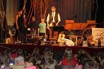 Rodinný festival plný divadla, hudby a tance se koná již tuto sobotu.