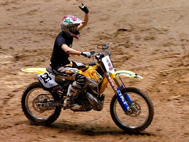 Motocross. Ilustrační snímek.