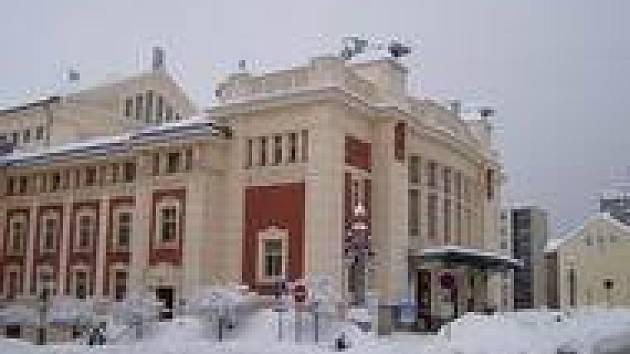 Ilustrační obrázek. Městské divadlo Jablonec nad Nisou.