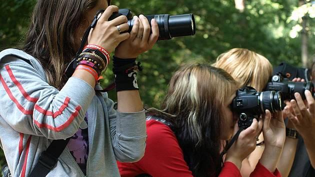 Fotografky. Ilustrační snímek.