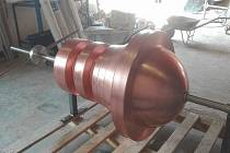 Instalace hromosvodu na radniční věž proběhne 29. května dopoledne.