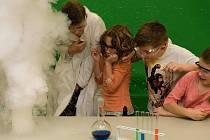 iQlandia v Liberci. Pravá chemická exploze.