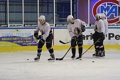 I z dalšího utkání II. hokejové ligy přijeli Vlci vítězně. Porazili Nymburk a chystají se na Most.