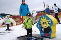 V Jizerkách si užijí rodiče i děti