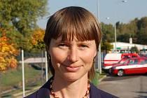 Ludmila Knopová, tisková mluvčí Policie ČR Jablonec nad Nisou