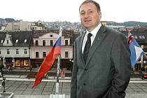 Petr Beitl, starosta Jablonce.