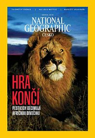 National Geographic 8/18