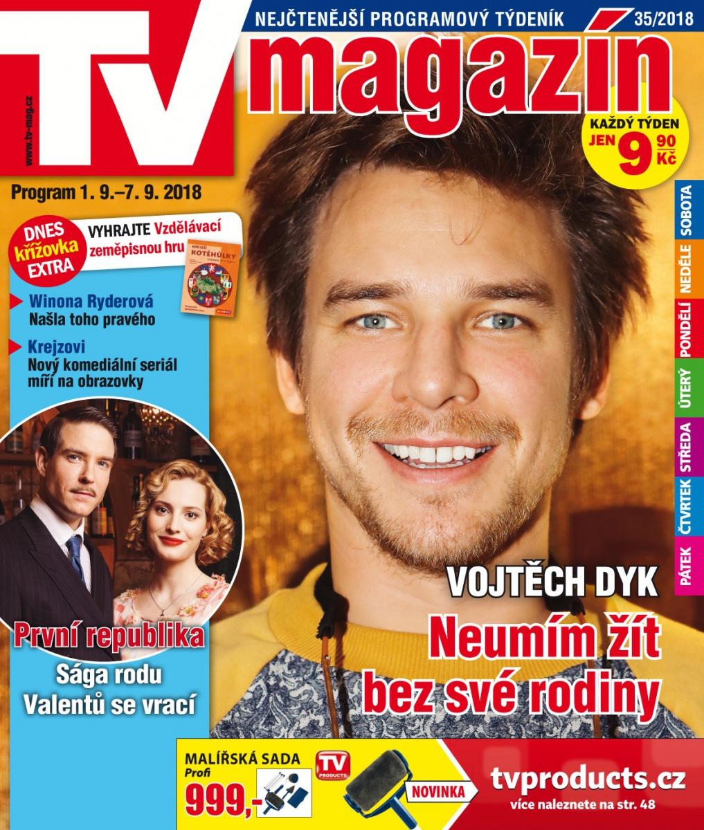 TVmagazin-titulka