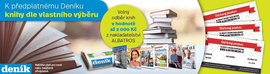 Knihy dle vlastního výběru